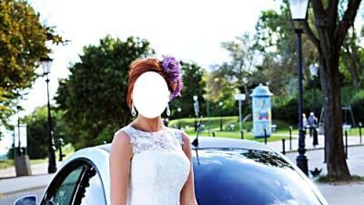 Suknia ślubna księżniczka roz. 38 40 z salonu Cymbelline