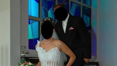 Suknia ślubna La Farage