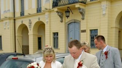 suknia ślubna La Marie