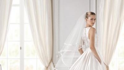 Suknia ślubna La Sposa 2015, model Eled off white