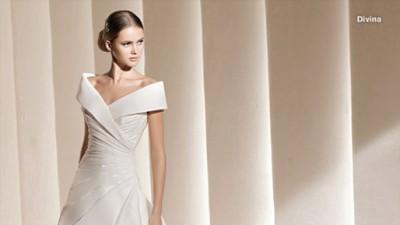 Suknia ślubna La Sposa Divina 2011