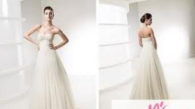 Suknia Ślubna LA SPOSA LAURIA2010