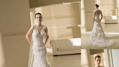Suknia ślubna La Sposa-Magdala
