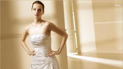 suknia ślubna LA SPOSA MALI - kolekcja 2008 !!!