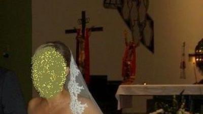 Suknia ślubna La Sposa Melodia, rozmiar 40/42, bez śladów użytkowania!!!!!!!!!!