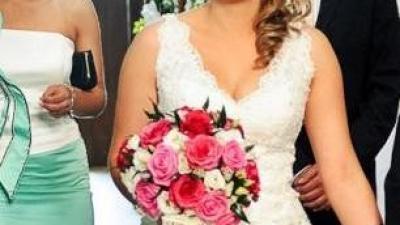 Suknia ślubna la sposa miradir 38