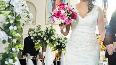 Suknia ślubna la sposa miradir 38 madonna
