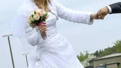 Suknia ślubna La Sposa model Mitra