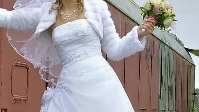 Suknia ślubna La Sposa model Mitra - AUGUSTÓW