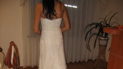 Suknia ślubna La sposa model Santana