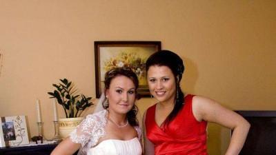 Suknia ślubna La Sposa Montani