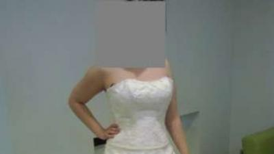 Suknia Slubna Lisa Ferrera - Cosmobella -do negocjacji