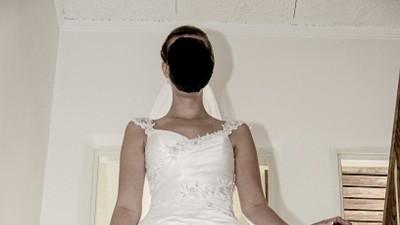 suknia ślubna lisa ferrera kolekcja demetrios