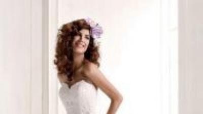 Suknia ślubna LISA FERRERA model COLET 62437 Tren !!