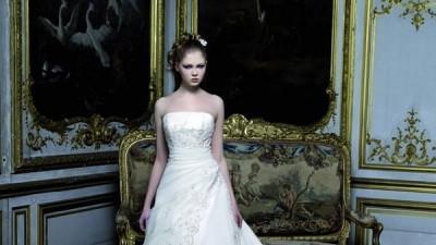 Suknia ślubna LOREA francuskiej firmy MISS KELLY