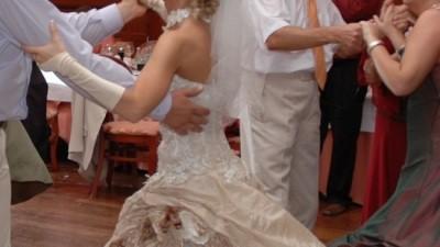 suknia ślubna LORETTA-KOLEKCJA WŁASNA URSZULA MATEJA NR 640