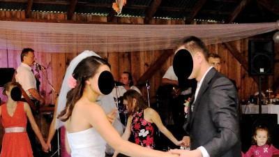 Suknia ślubna Lorna Pronovias rozmiar 36 (z możliwością powiększenia)