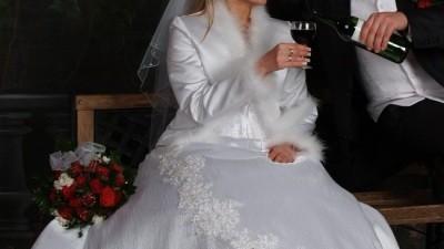 Suknia Ślubna m.b.m Duber 944