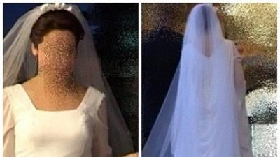 Suknia ślubna madam el