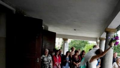 Suknia ślubna Madeline Gardner 37005