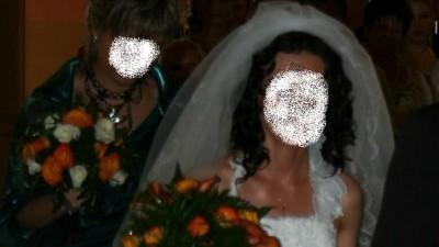 Suknia ślubna MADONNA 2010