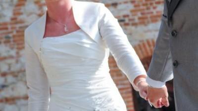 Suknia ślubna Madonna Evan 38 Kraków