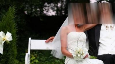 Suknia Ślubna Madonna Exlusive Model sukni Silaba rozm. 38, woj. mazowieckie