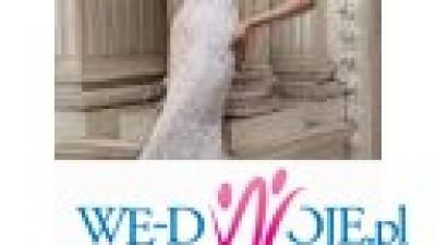 Suknia ślubna MADONNA kolekcja LA SPOSA - FRAGATA