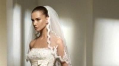 Suknia ślubna Madonna, Kolekcja San Patrick, model Prisma