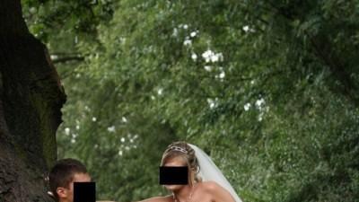 Suknia ślubna Madonna, La Sposa model Manila