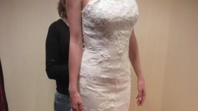 Suknia ślubna Madonna-model India