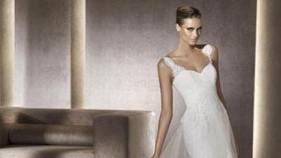 Suknia ślubna Madonna PETUNIA