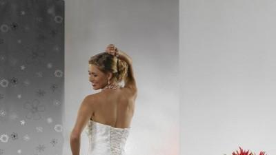 Suknia Ślubna Madonna Tres Chic Aq 009