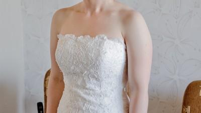 suknia ślubna Madonna WHITE ONE 176