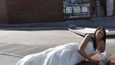 Suknia ślubna Maggie Soterro