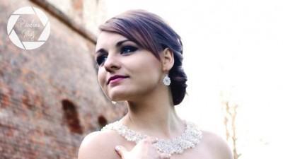 Suknia ślubna Maggie Sottero, model Scarlet, rozm. 8/36, kolor ivory