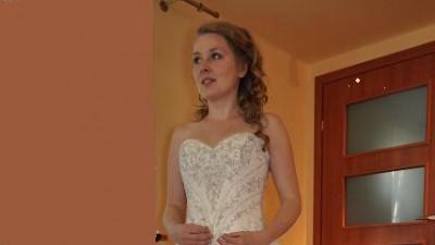 Suknia ślubna Maggie Sottero - Monalisa Royale