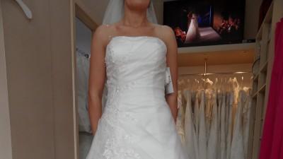 Suknia ślubna Majesty z kolekcji Annais r.38