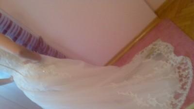 suknia ślubna Mald - Herm's