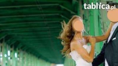 ***suknia ślubna - MANUEL MOTA – jedyna w polsce***
