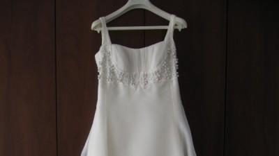 Suknia ślubna Manuel Mota model Sadur