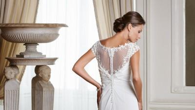 Suknia ślubna Margarett Donatella