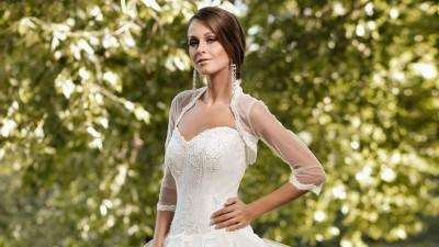 Suknia Ślubna Margarett Tatin, Tatiana, Tiul