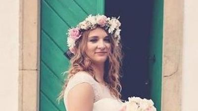 Suknia ślubna, marka Amy Love, model JOYCE r. 36-38