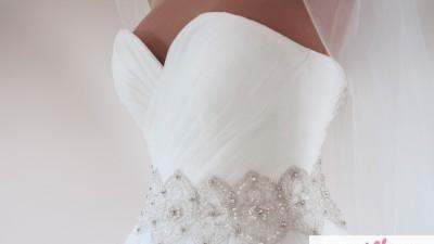 Suknia ślubna marki Agnes- unikatowy model!