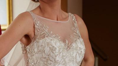 Suknia Ślubna Marki Demetrios