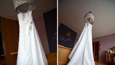 Suknia ślubna marki SINCERITY BRIDAL model 3452