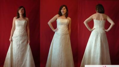 Suknia Ślubna marki SPOSA
