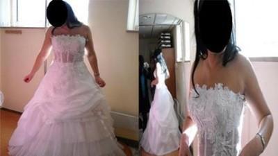 Suknia ślubna - Mateja 701