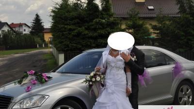 """Suknia Ślubna Maxima ,,Diamentowa Rybka"""""""